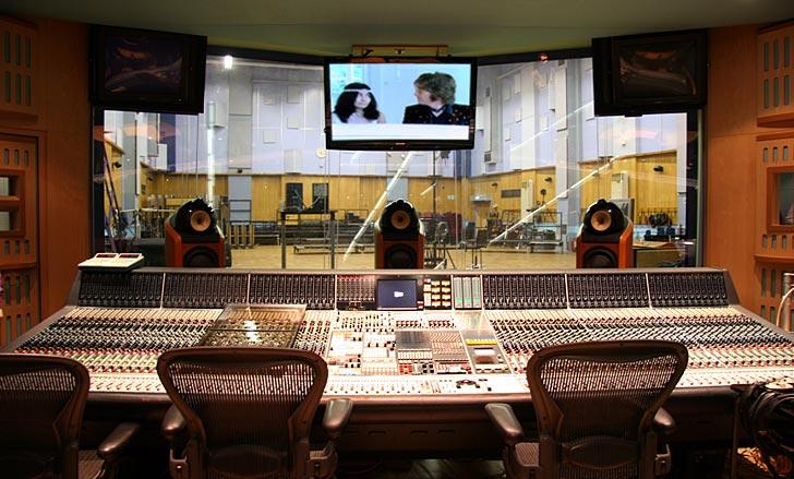 hit parade, abbey road studios