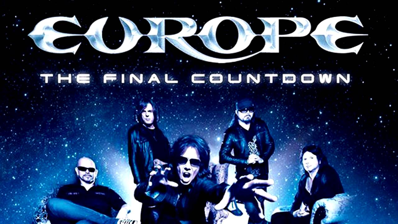 europe, final countdown, hit parade