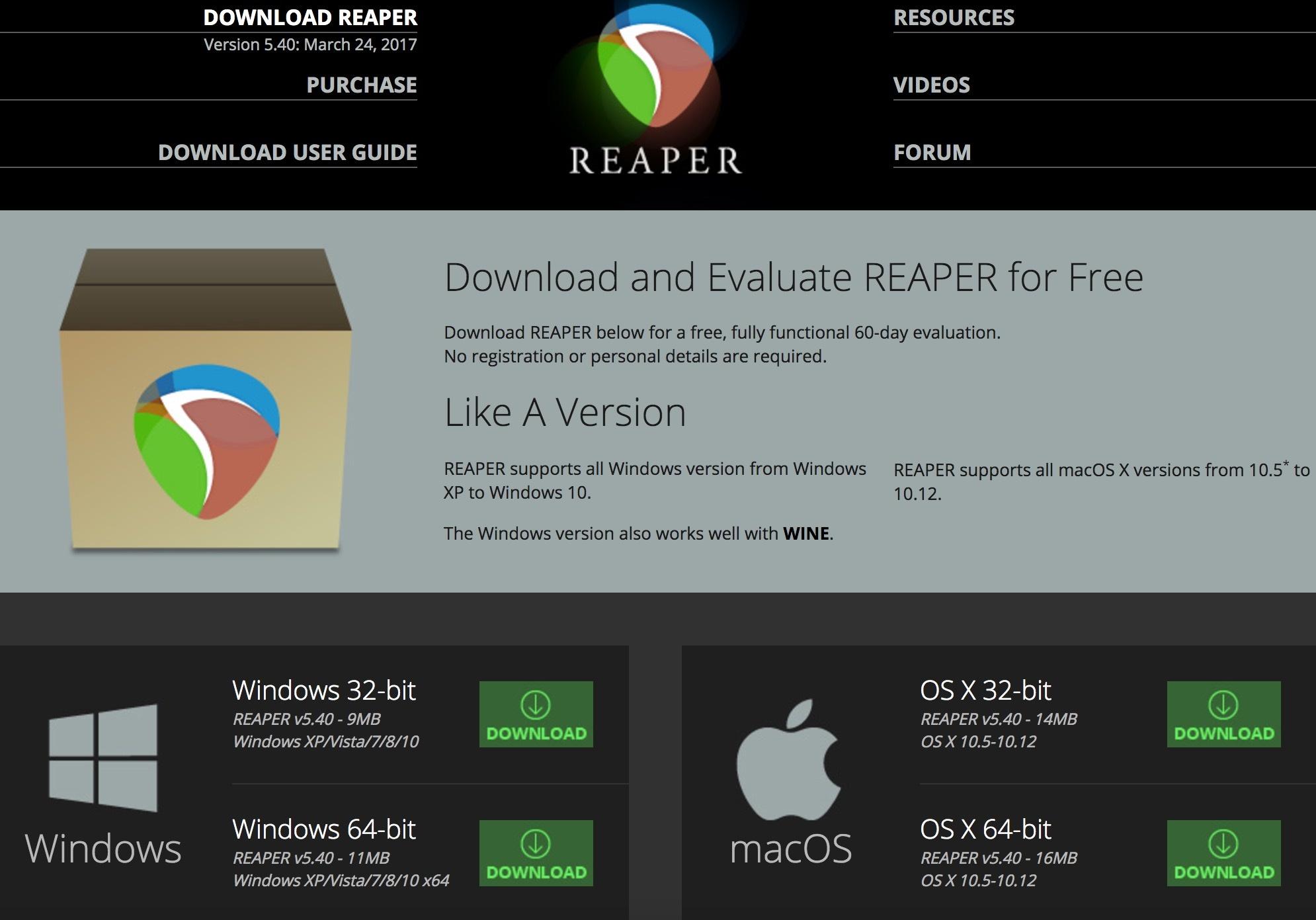 reaper_trial