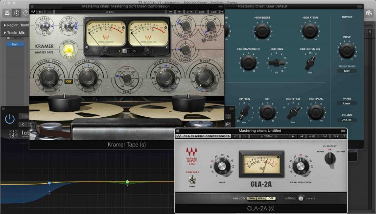 Mastering audio in 9 step